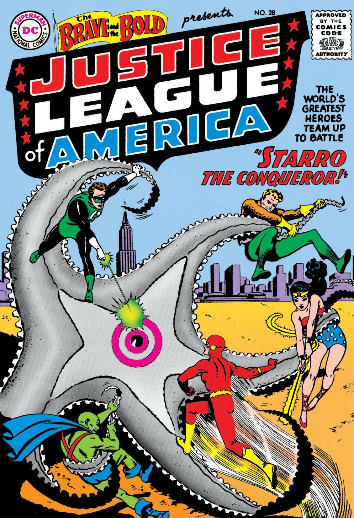 DC Comics/ The Braves and the Bold/Divulgação