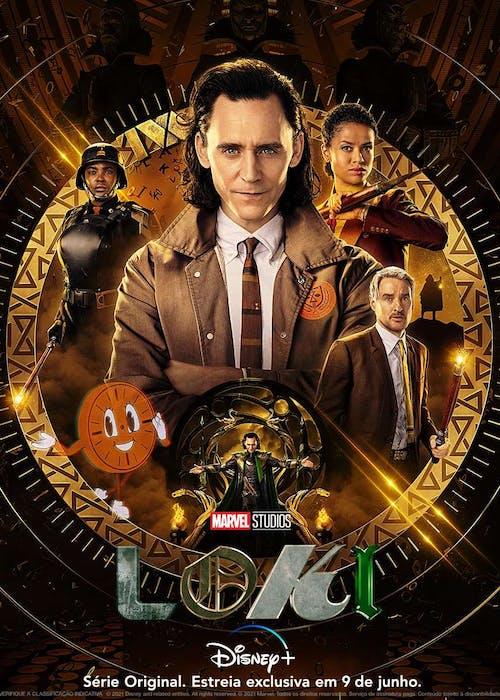 Loki - Primeira Temporada