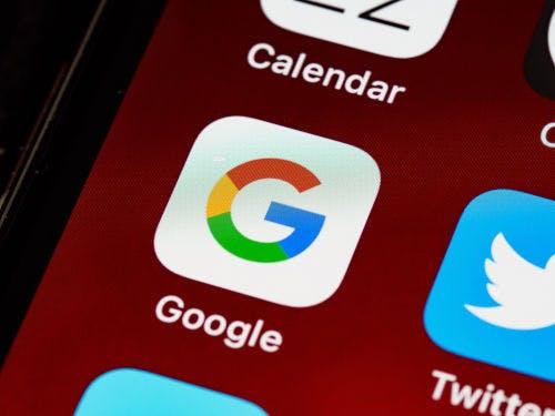 ícone do aplicativo Google para celular