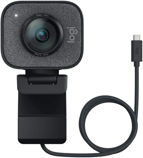 Webcam Logitech Stream