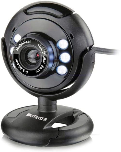 Webcam Multilaser Nightvision