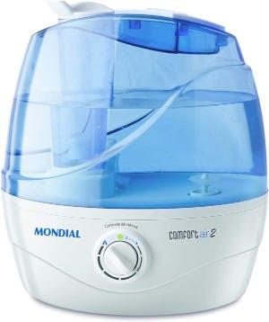 Umidificador ultrassônico Mondial Comfort Air 2