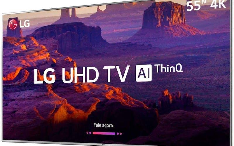 Smart TV LG Ultra HD 4k UM761