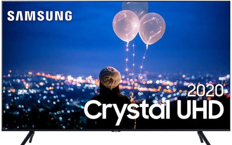 Smart TV Samsung 55 polegadas TU8000