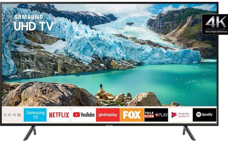 Smart TV Samsung 55 polegadas RU7100