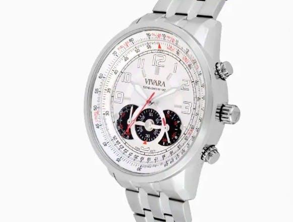 Relógio da marca Vivara, retirado do site oficial da loja www.vivara.com.br