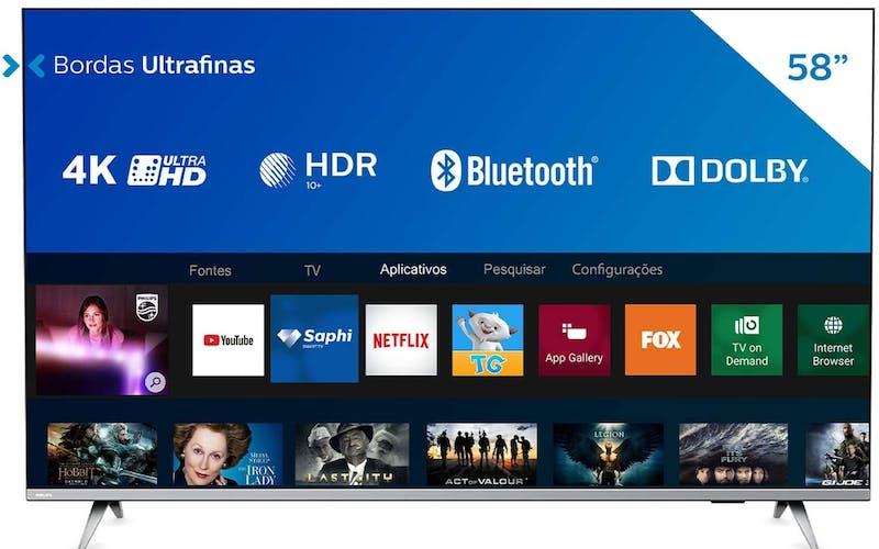 Smart TV Philips 58 polegadas