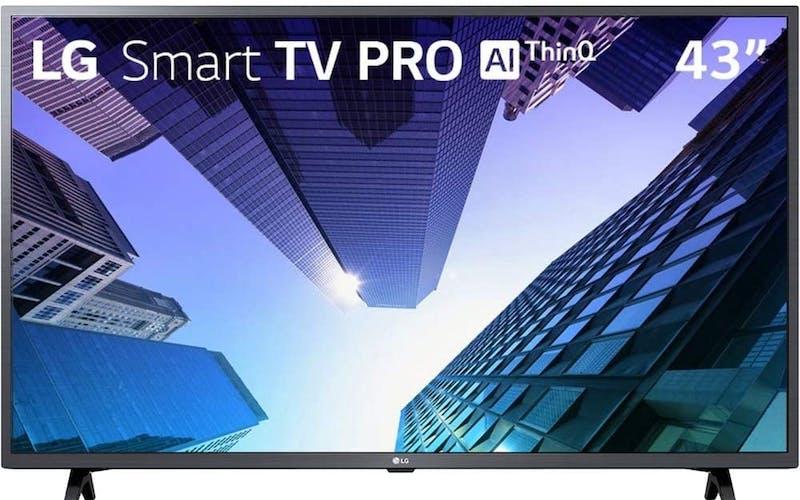 Smart TV LG LED PRO 43 polegadas
