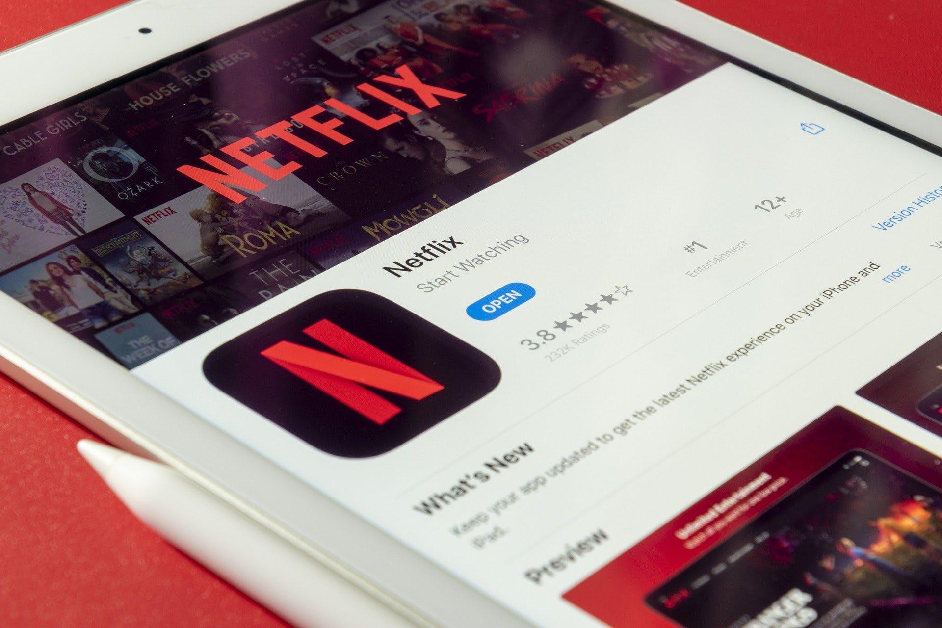 Netflix: recurso que evita compartilhamento de senhas