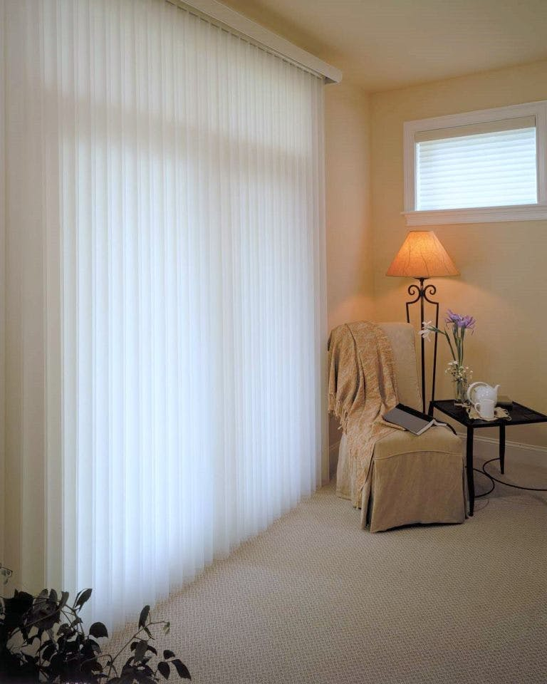 The Best Vertical Blinds Alternatives For Sliding Glass Doors The Blinds Com Blog