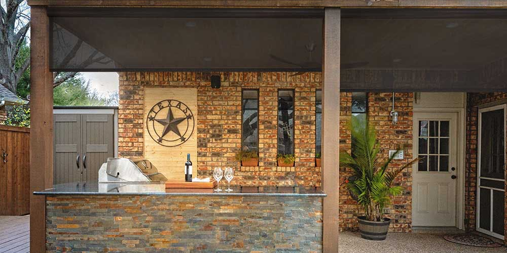Featured Post - How To Create A Charming Outdoor Kitchen Or Backyard Bistro