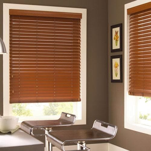 2 Inch Faux Wood Economy Blinds