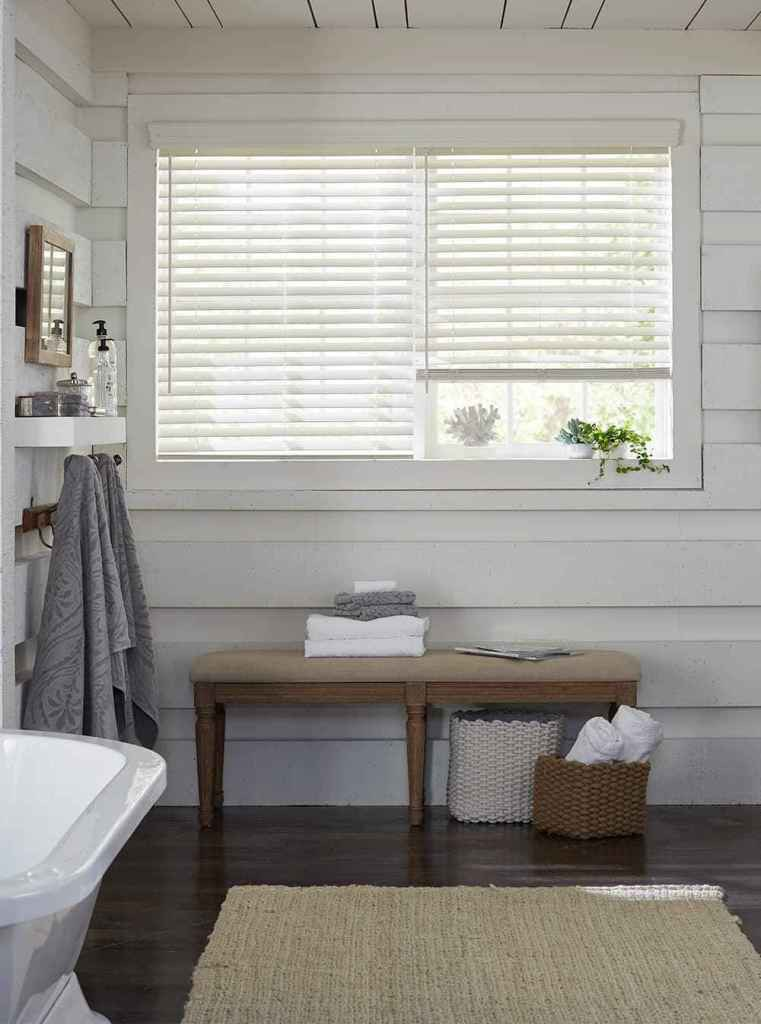 Bathroom Window Treatments The Blinds Com Blog