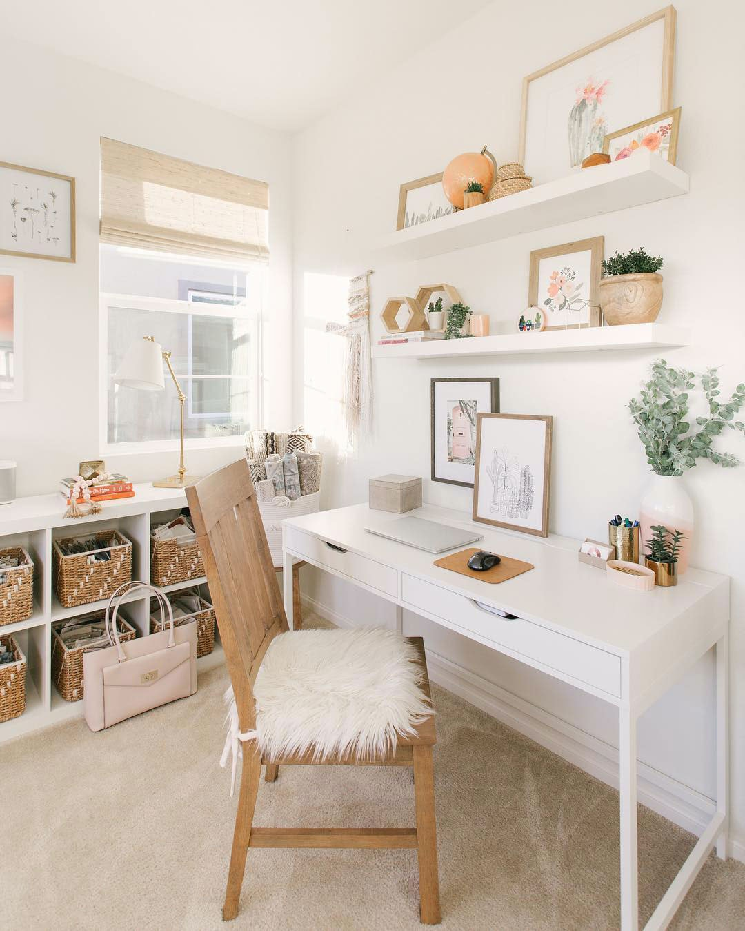 10 Homeschool Desk Ideas To Inspire Your Remote Learning Space The Blinds Com Blog