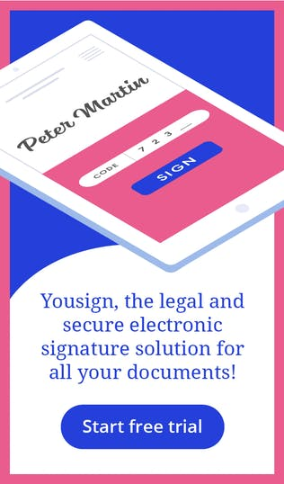 electronic signature free trial