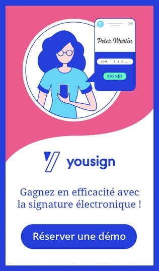 demo signature électronique Yousign