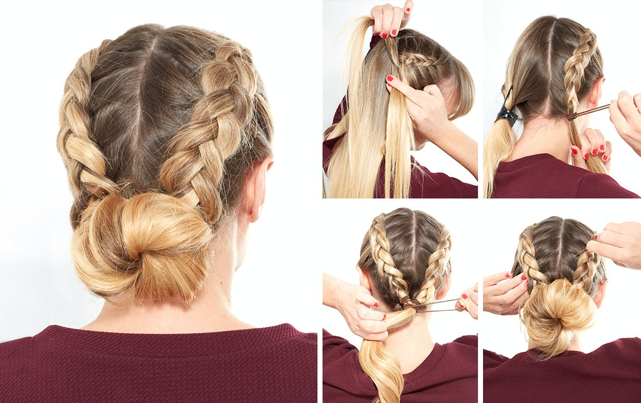 5 Christmas Party Hairstyles For Short Medium And Long Hair Blow Ltd