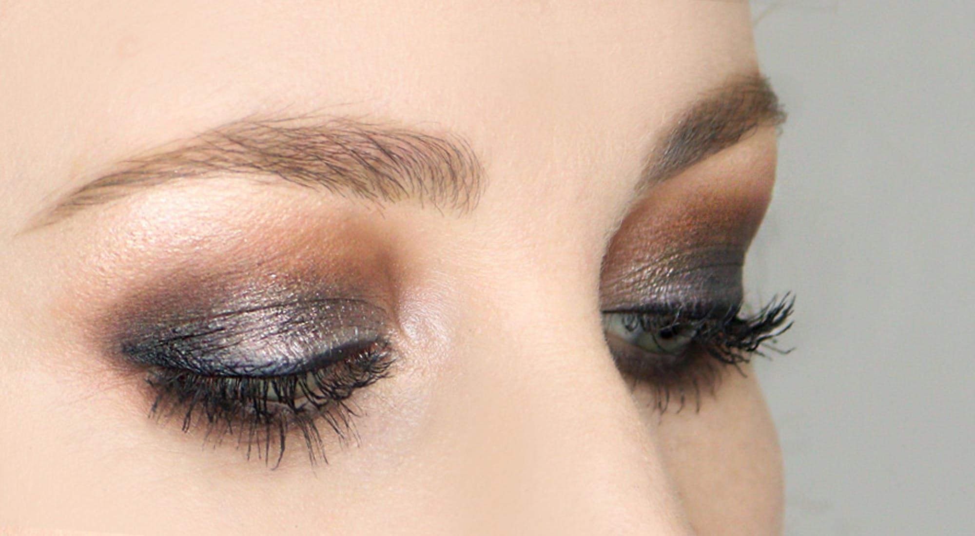 eyeshadow tutorial: smokey eye | blow ltd