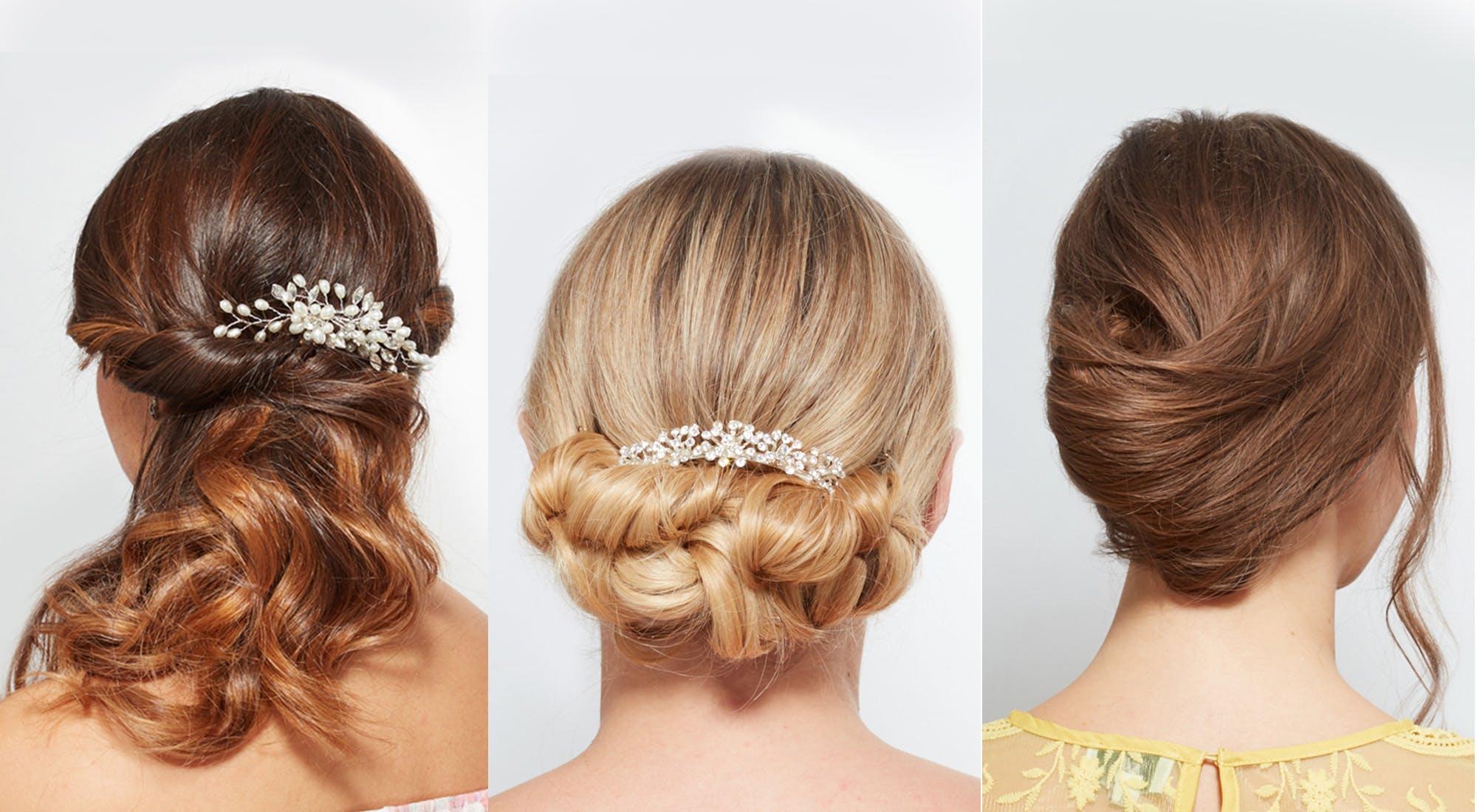 4 Bridesmaid hairstyle ideas | blow LTD
