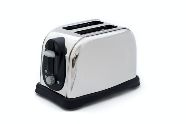 Toaster. Donate to charity.