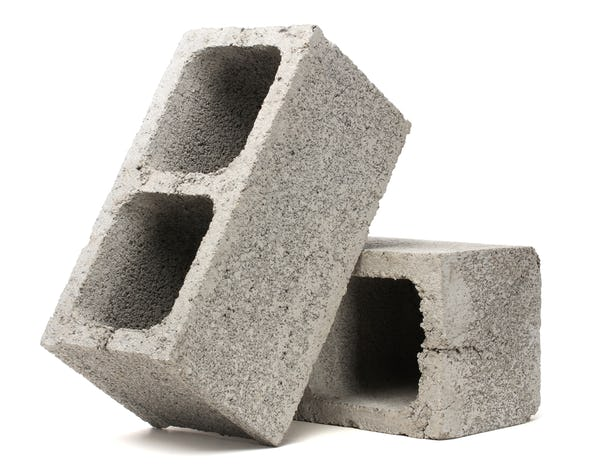 Cement Blocks. Bring to a City of Calgary Landfill.