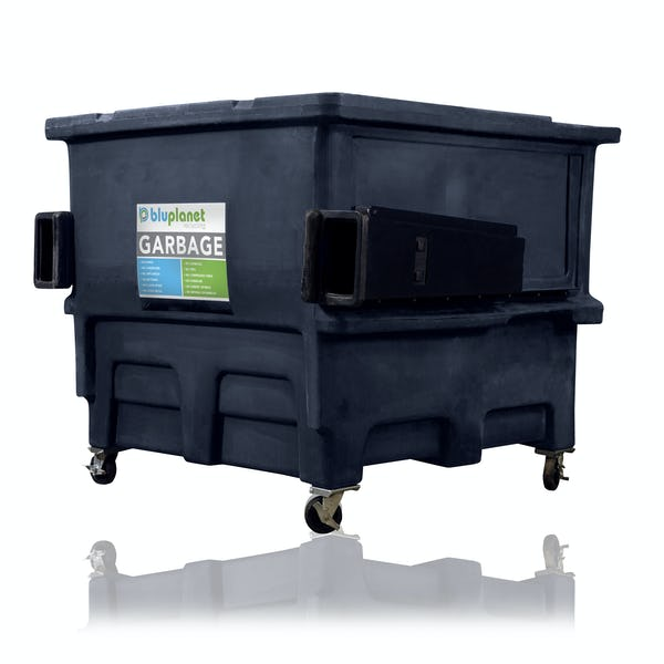 6-Yard Garbage Commercial Container (Dumpster)