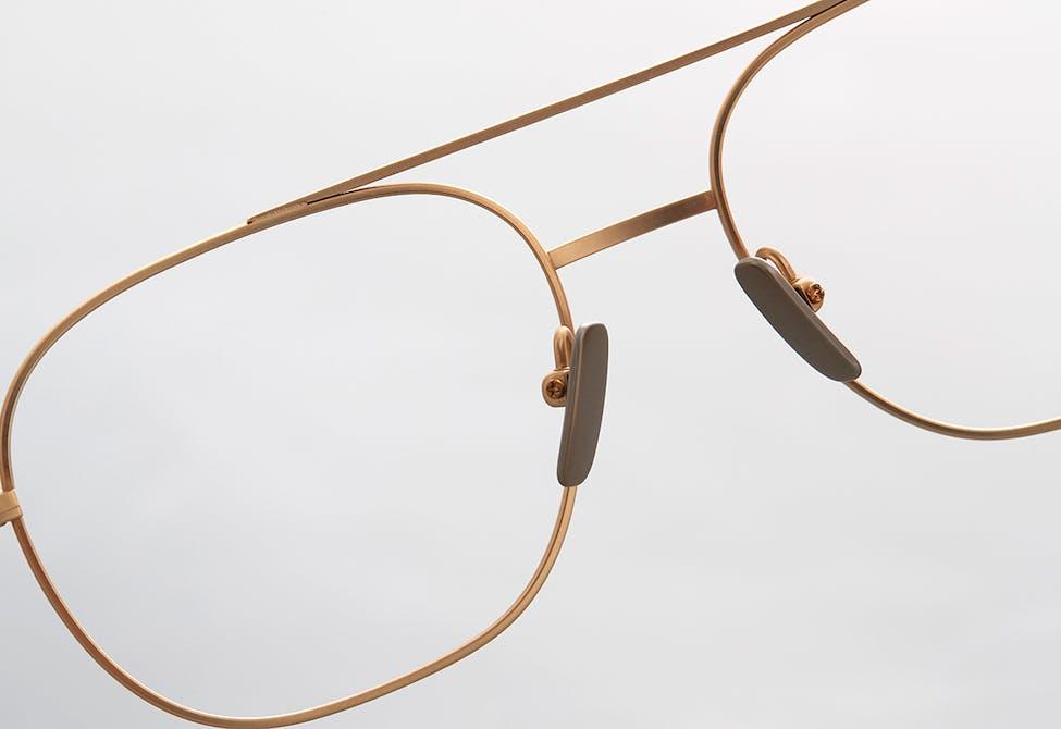 titanium glasses frames