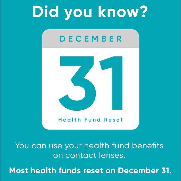 health fund reset december 31