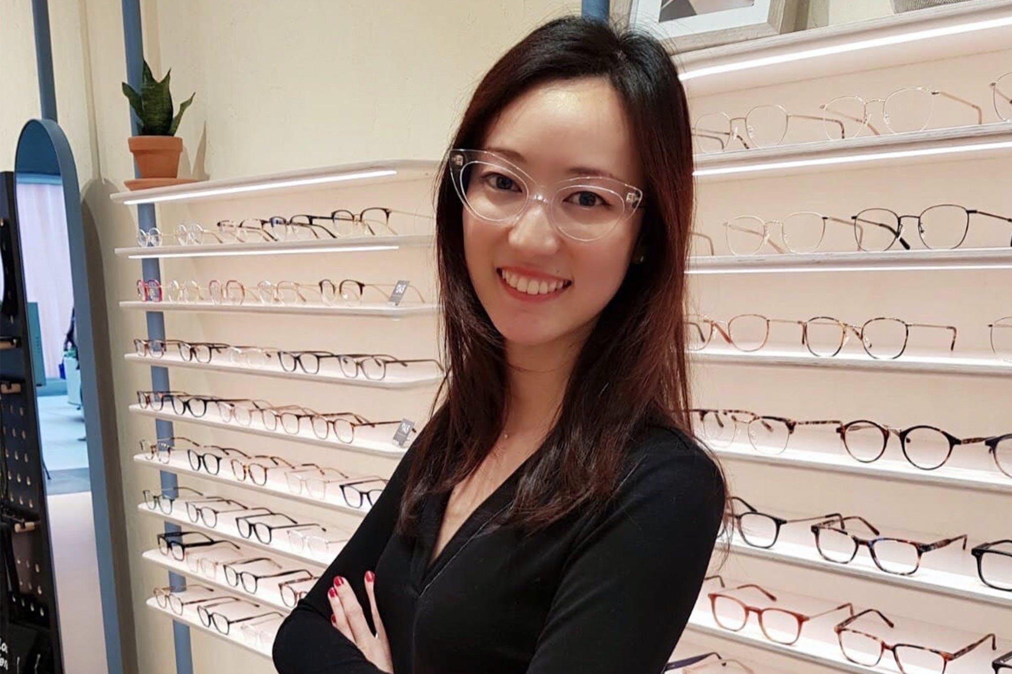 Meet your Optometrist: Dr. Amy Zhang