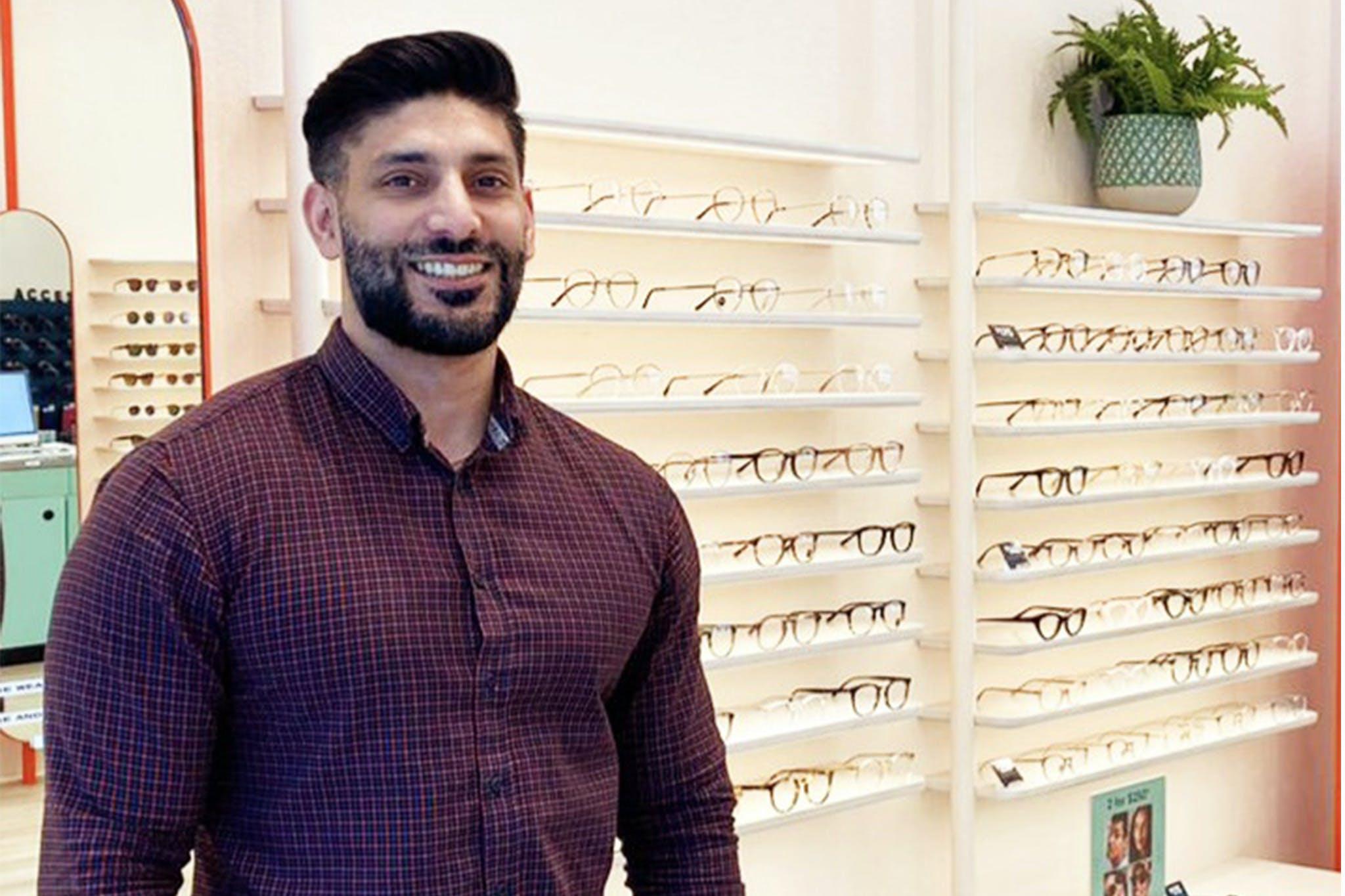 Meet your Optometrist: Dr. Aneil Sandhu