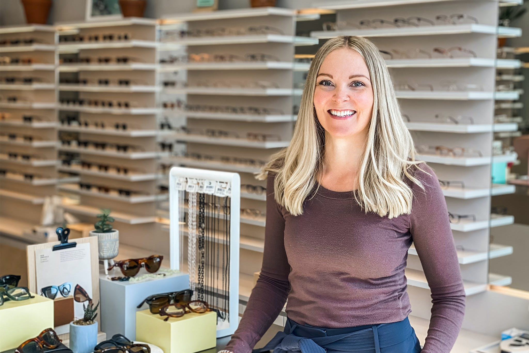 Meet your Optometrist: Dr. Leah Thorpe