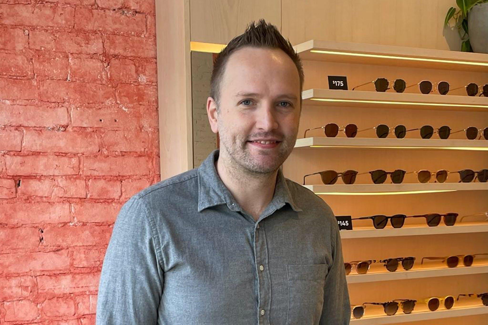 Meet your Optometrist: Dr. Darryl Burgess