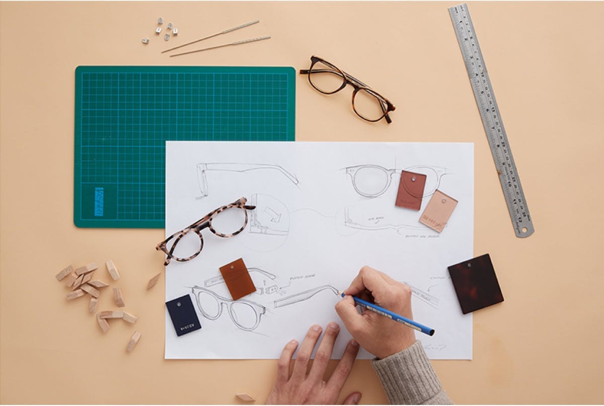 glasses product designer in Sydney