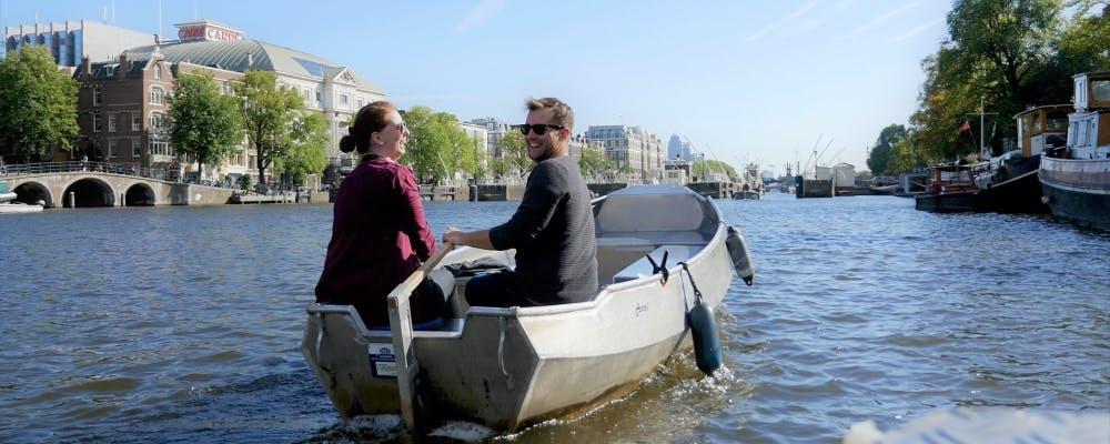 Boot huren zonder schipper bij Boaty.nl