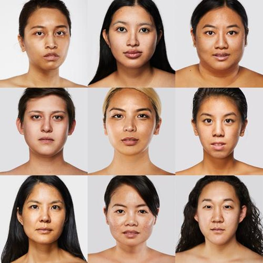 """DIANA KING CELEBRATES THE SPECTRUM OF ASIAN BEAUTY WITH """"ALMOST ASIAN, ALMOST AMERICAN"""""""