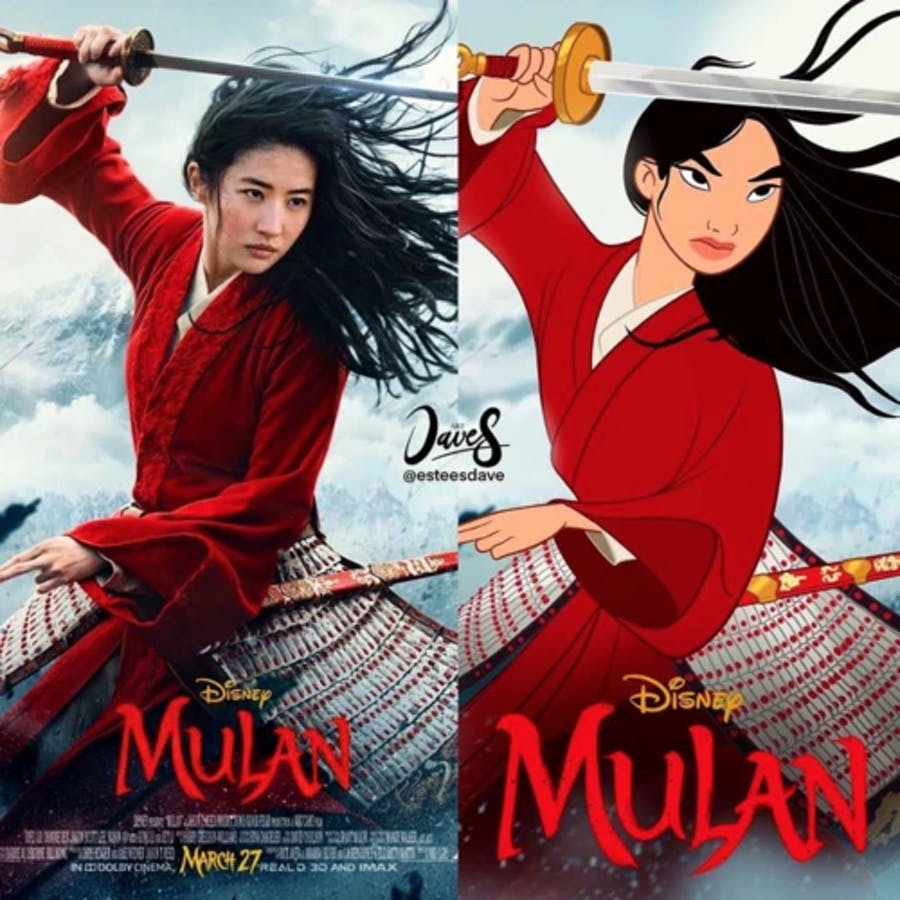 EVERYTHING WE'RE EXPECTING FROM MULAN
