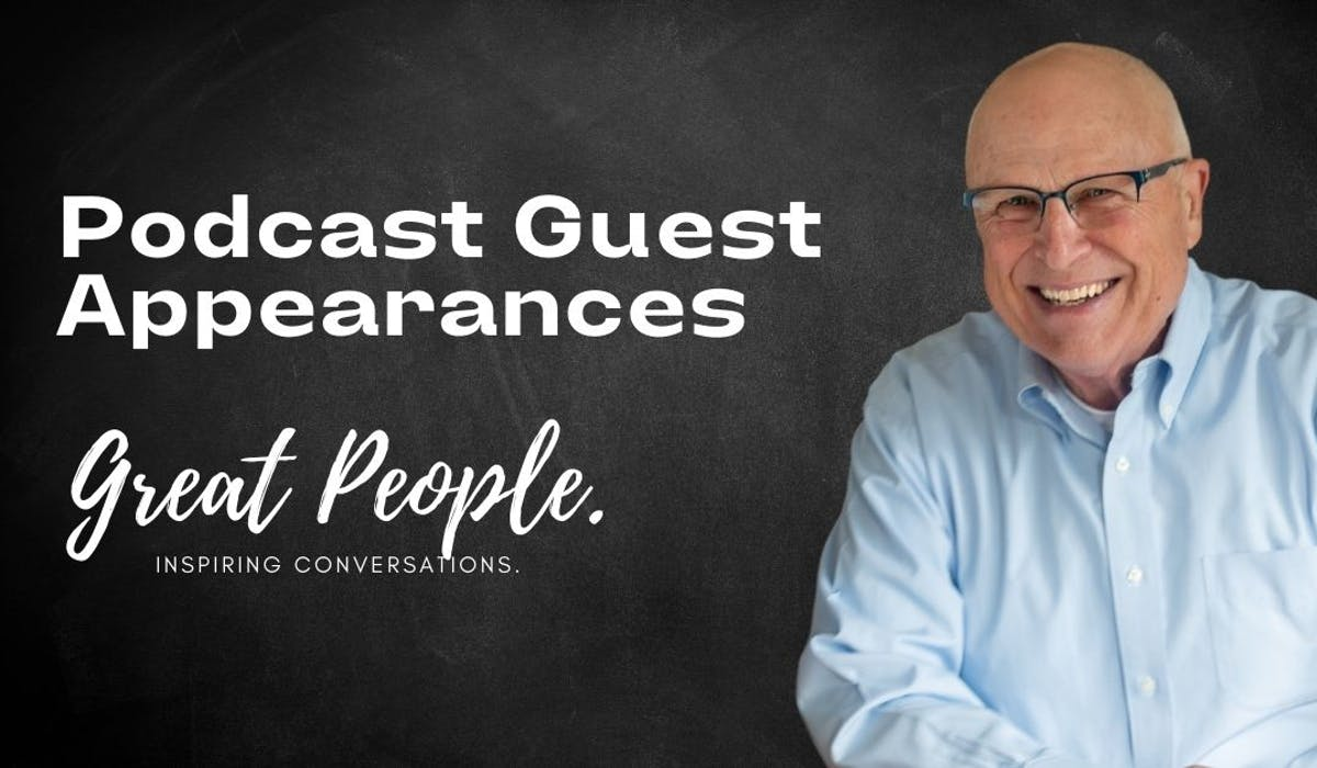 Podcast Guest Appearances from Bob Lonac