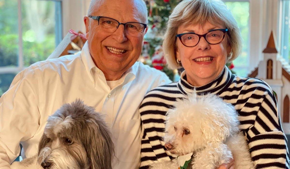 Bob and Kathleen Lonac