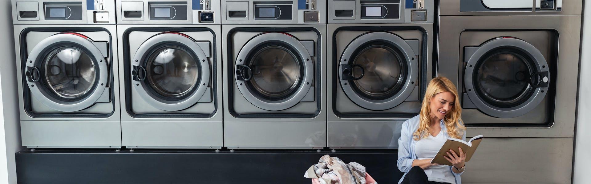 Komplett bokningssystem för din tvättstuga