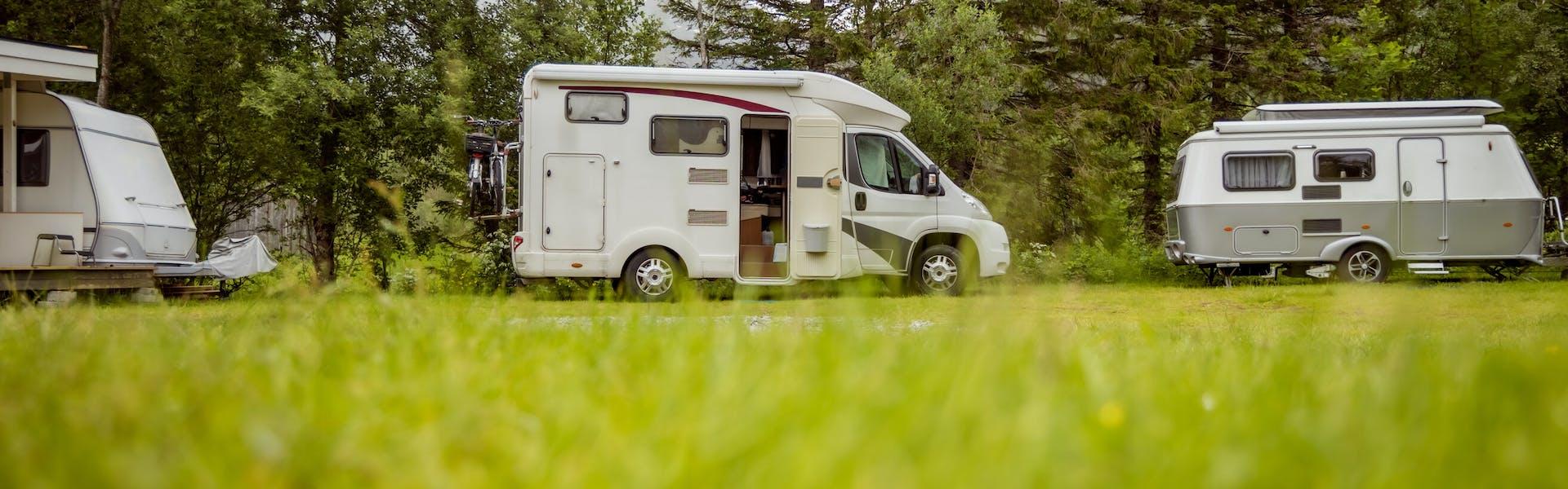 Online bokningssystem för campingplatser