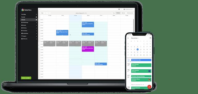 Synkronisera din egen kalender med Outlook eller Google Kalender