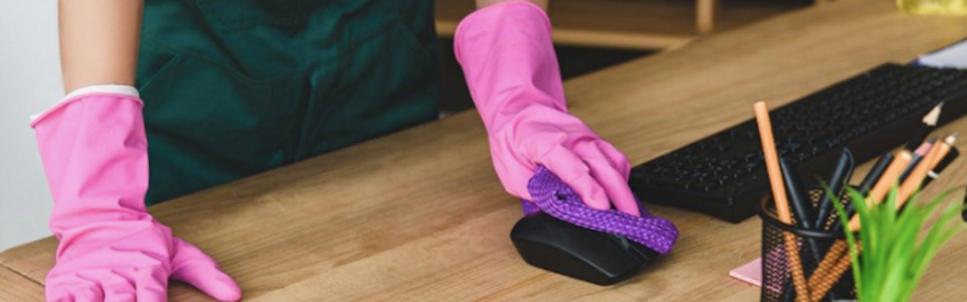 Digital bokning för hem- eller kontorsvård