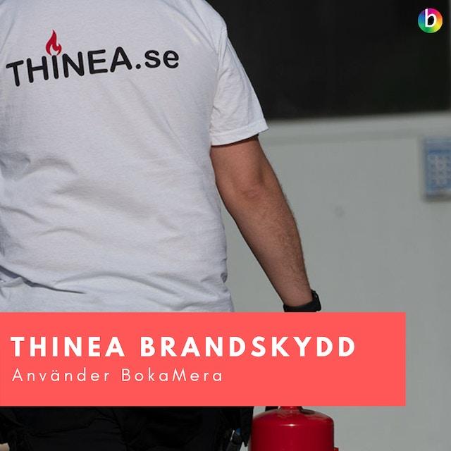 Thinea använder BokaMeras bokningstjänst