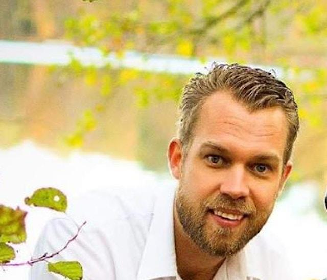 Kristian, grundaren till BokaMeras bokningssystem