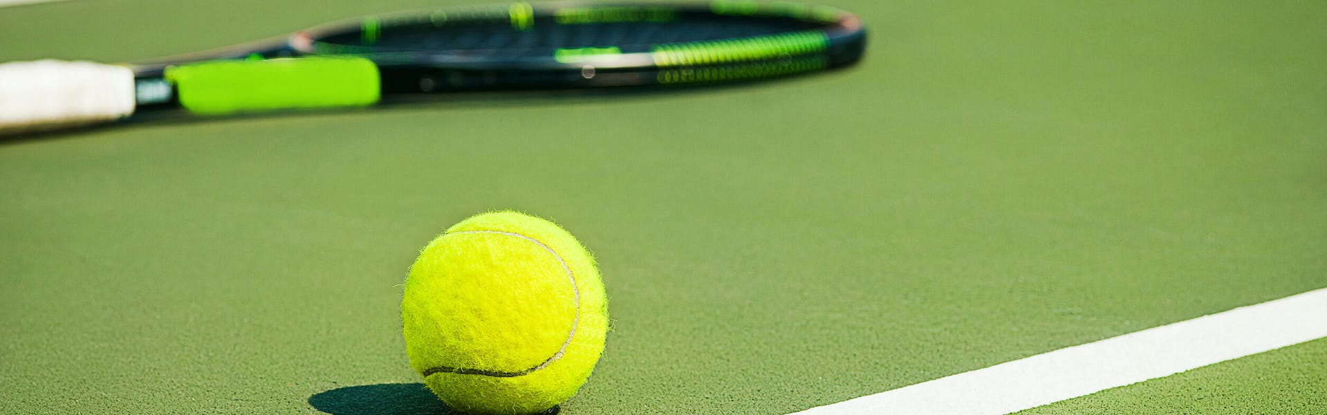 Komplett bokningssystem för tennishallar