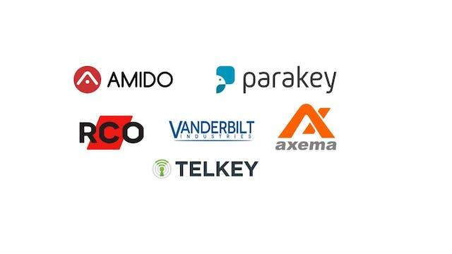 Bokningssystemet fungerar med Vanderbilt, RCO, Parakey, Amido, Axema och Telkey