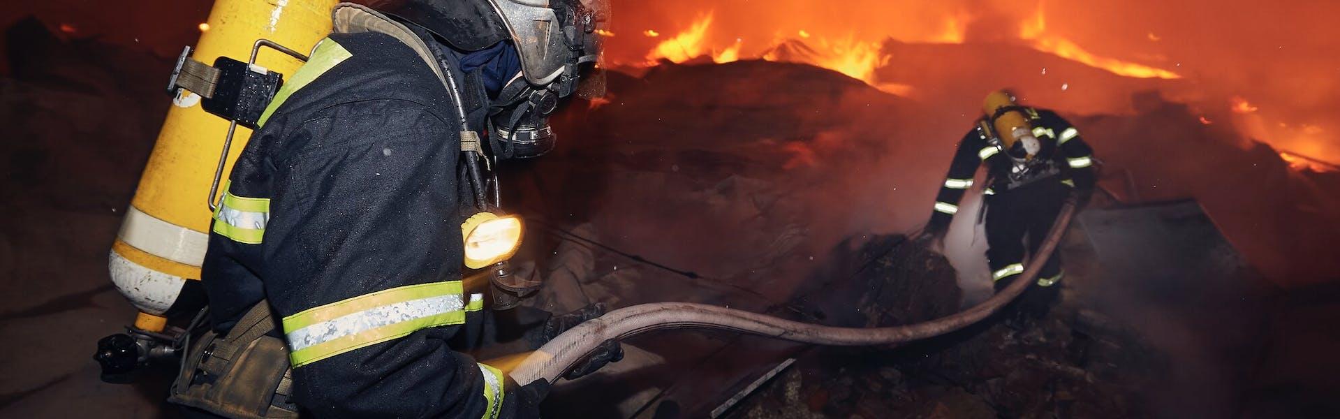 Boka en leverantör inom brand- och räddningstjänst