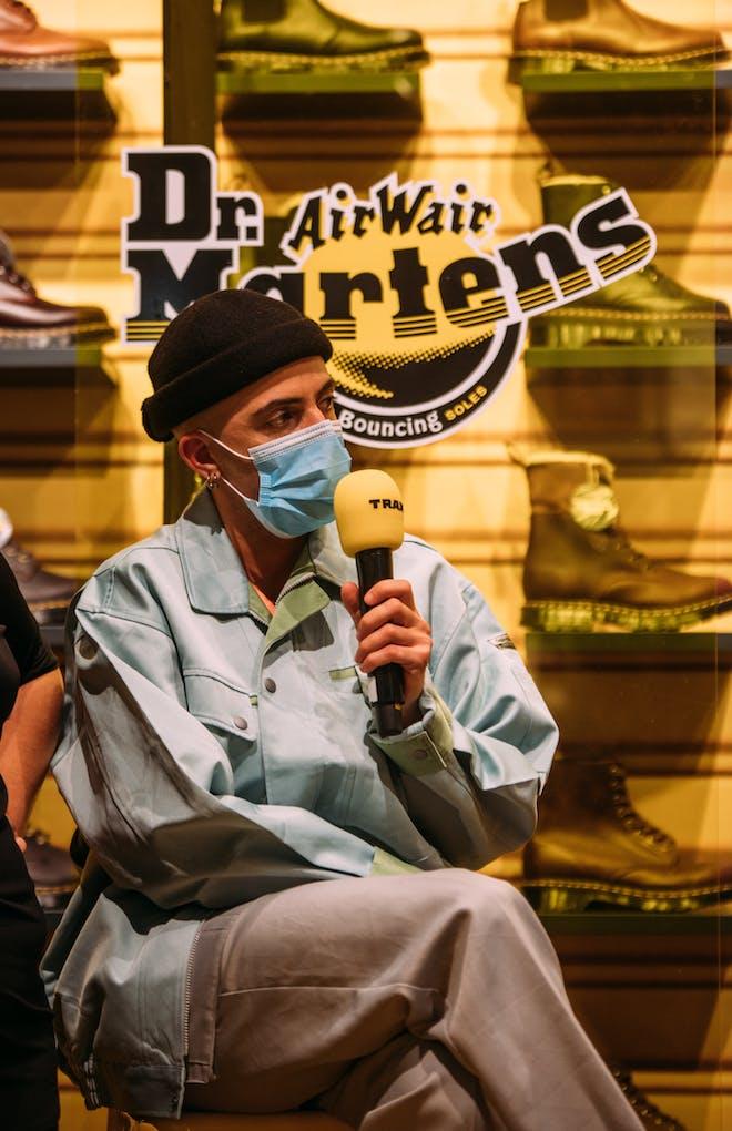 livestream dr martens