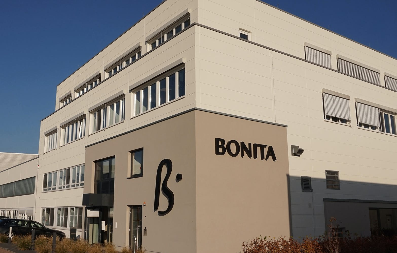 Bonita - Firmengebäude