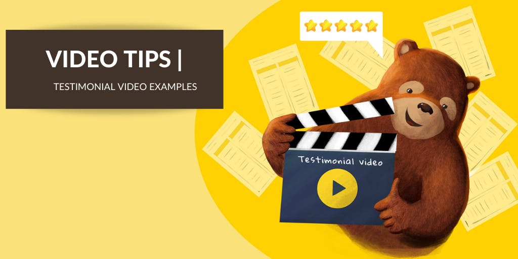 7 Effective Testimonial Video Examples (+ 3 Scripts to Share With Your Customers)